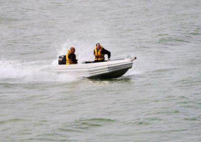 Pontoon Boat 3