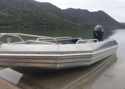 Pontoon Boat 4
