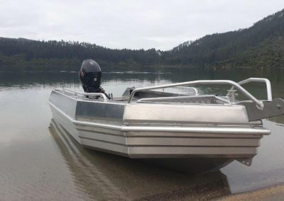 Pontoon Boat 7