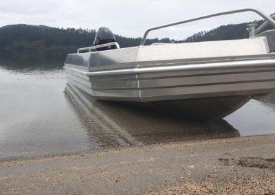 Pontoon Boat 8